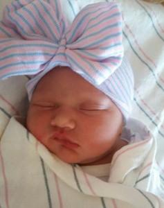 Baby girl born 12/18/2015